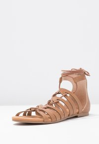 Anna Field - Sandals - cognac - 4