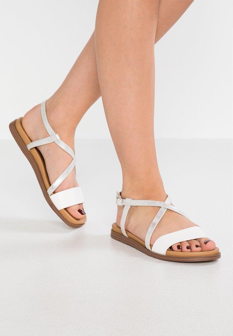 Anna Field - Sandals - silber