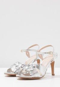 Anna Field - High heeled sandals - silver - 4