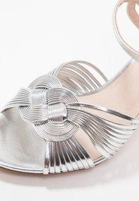 Anna Field - High heeled sandals - silver - 2