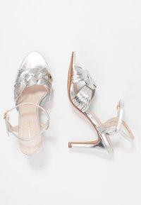 Anna Field - High heeled sandals - silver - 3