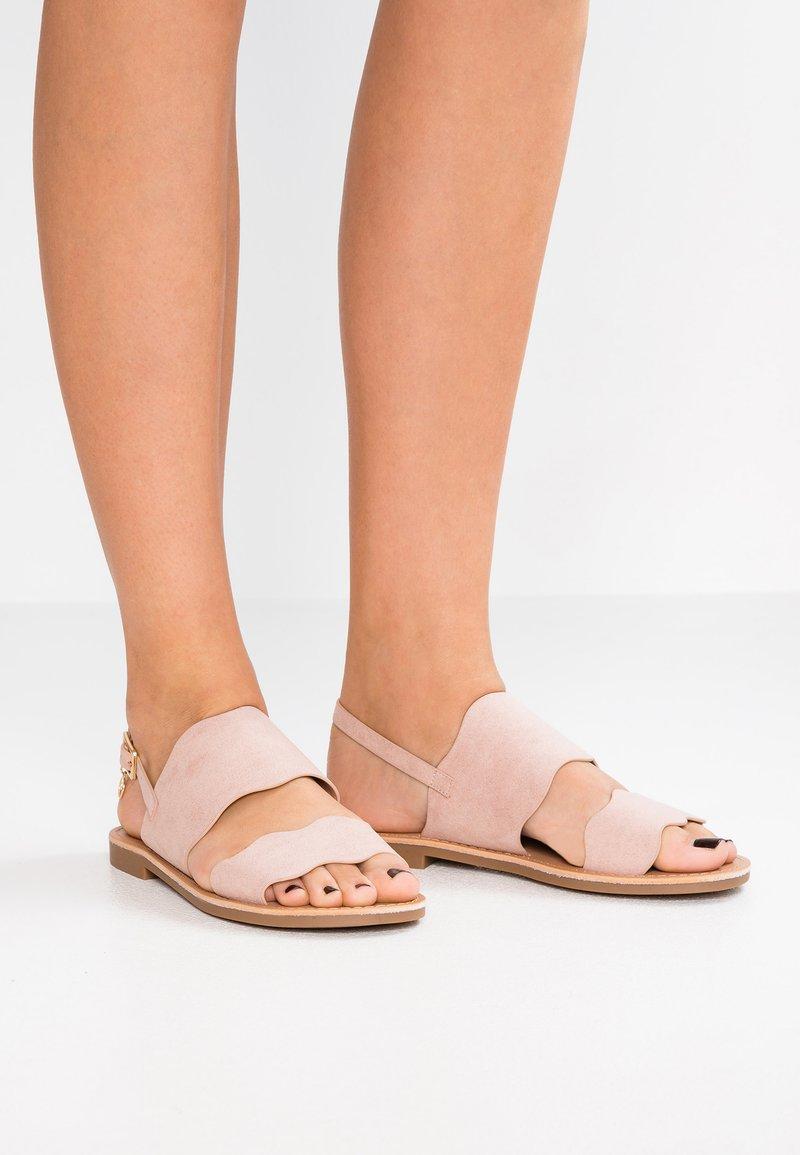 Anna Field - Sandals - rose