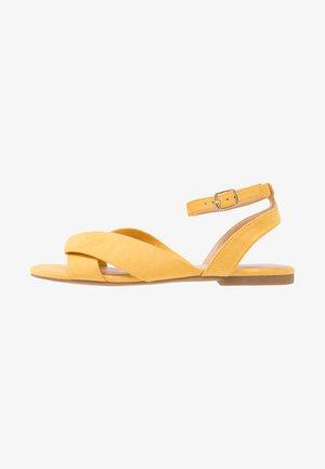 Sandales - yellow