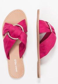 Anna Field - Muiltjes - pink - 3