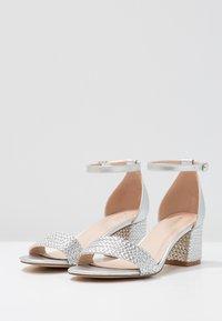 Anna Field - Sandals - silber - 4