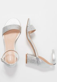 Anna Field - Sandals - silber - 3