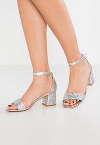 Anna Field - Sandals - silber - 0