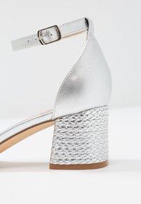 Anna Field - Sandals - silber - 2