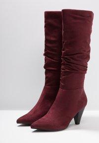 Anna Field - Boots - bordeaux - 4