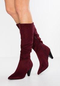 Anna Field - Boots - bordeaux - 0