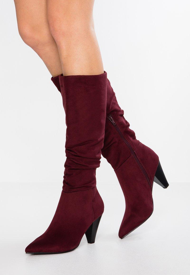 Anna Field - Boots - bordeaux