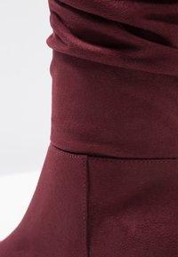 Anna Field - Boots - bordeaux - 2