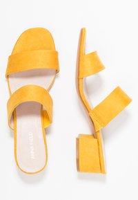 Anna Field - Pantolette hoch - yellow - 3