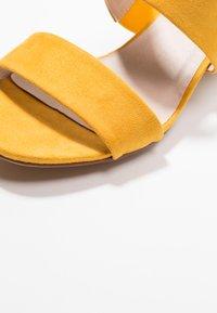 Anna Field - Pantolette hoch - yellow - 2