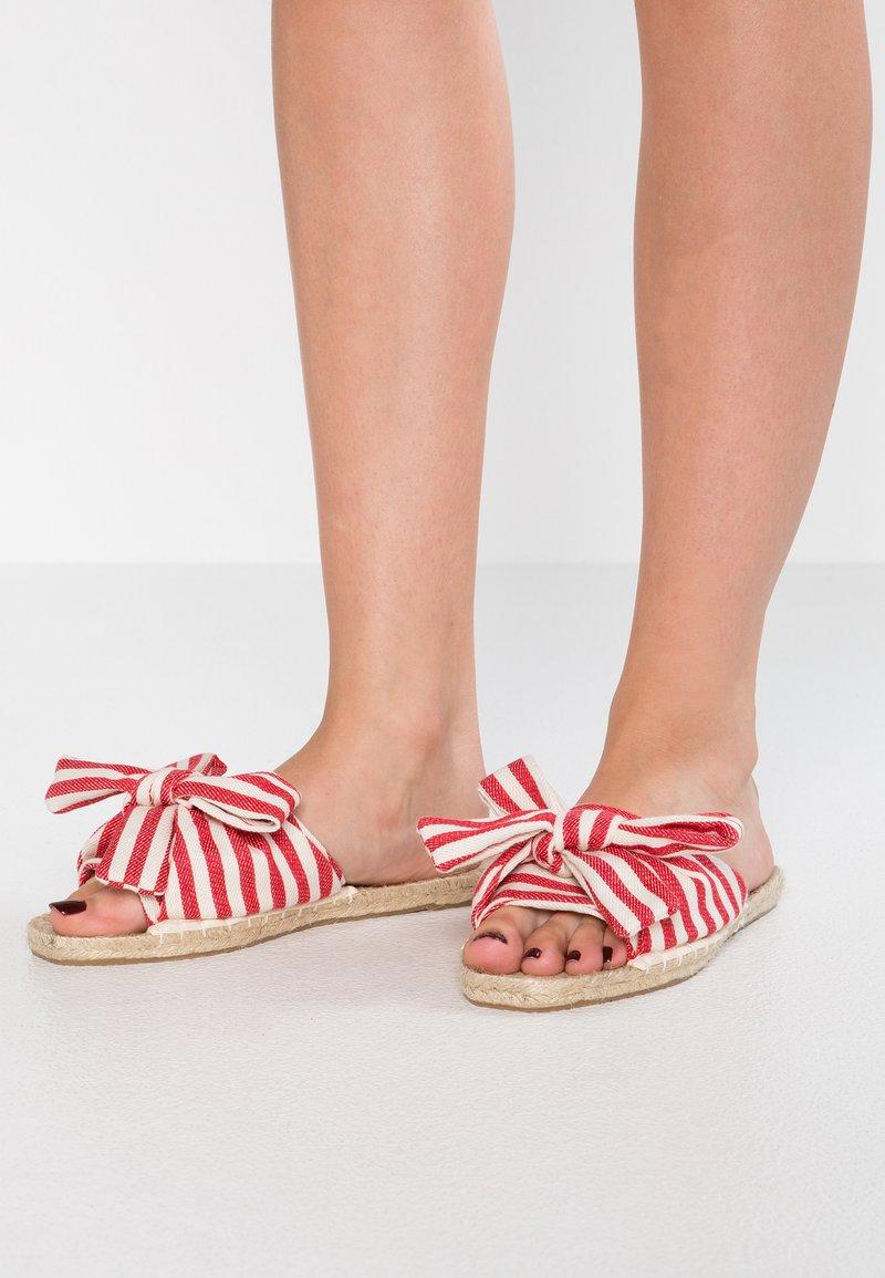 Anna Field - Pantolette flach - red