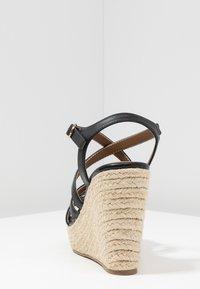 Anna Field - Korolliset sandaalit - black - 5