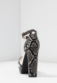 Anna Field - Sandali con tacco - grey - 5