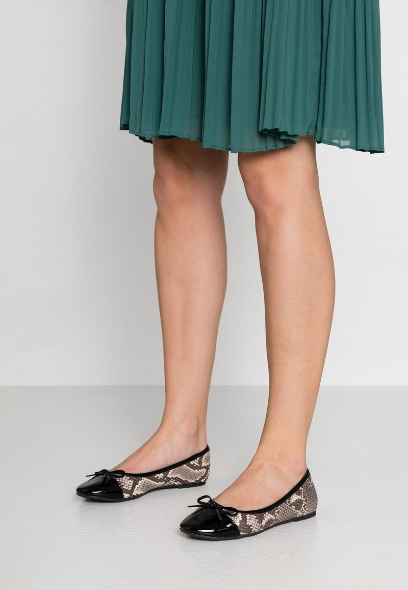 Anna Field - Ballerina's - brown