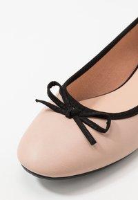 Anna Field - Ballet pumps - nude/black - 2