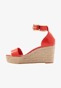 Anna Field - Sandalen met hoge hak - burnt orange - 1