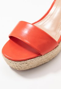 Anna Field - Sandalen met hoge hak - burnt orange - 2