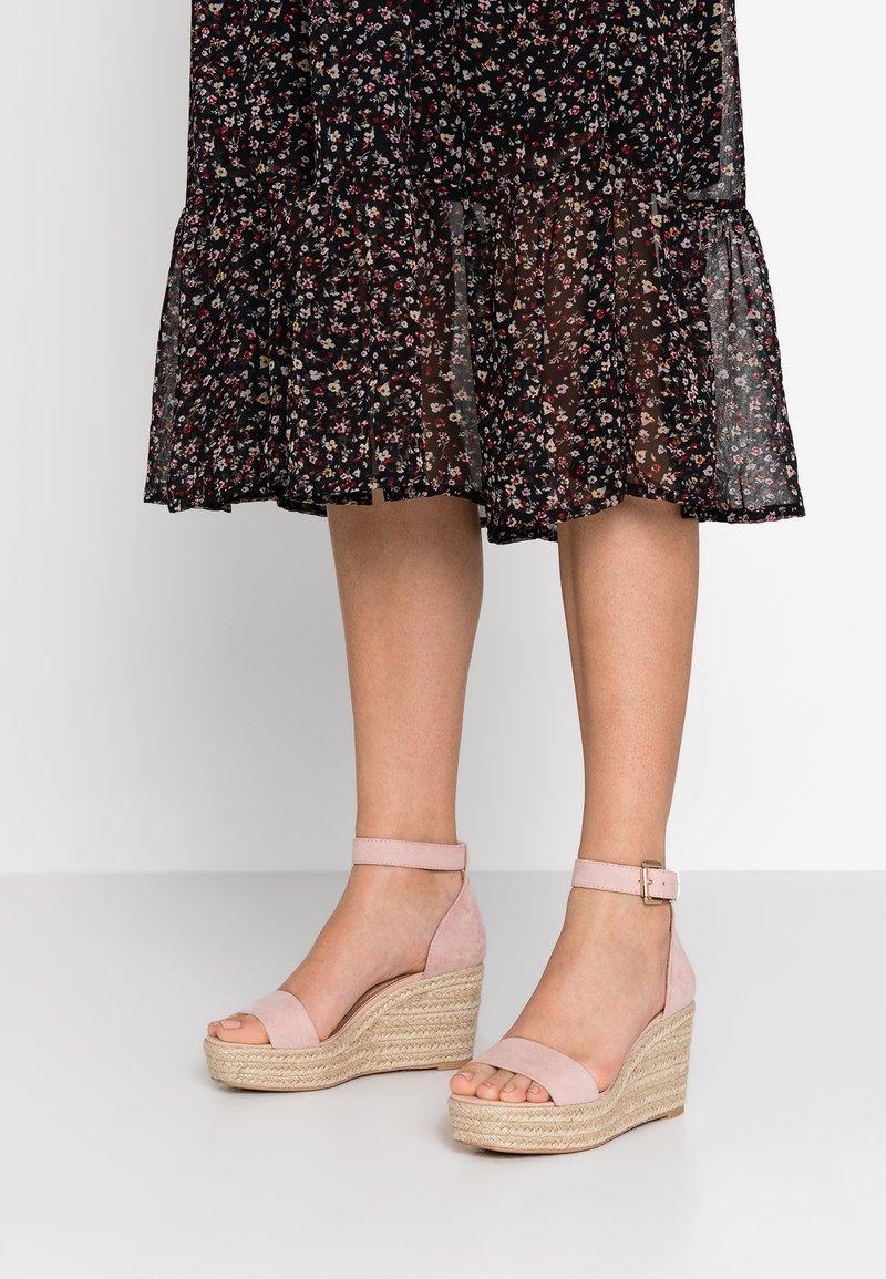 Anna Field - Højhælede sandaletter / Højhælede sandaler - nude