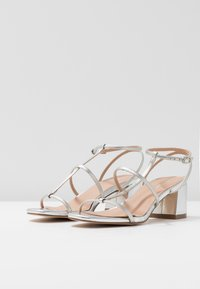 Anna Field - Sandals - silver - 4