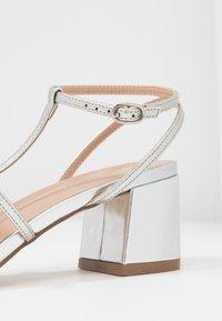 Anna Field - Sandals - silver - 2