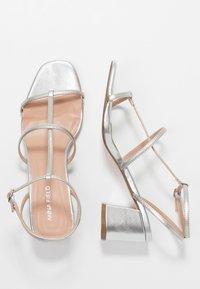 Anna Field - Sandals - silver - 3