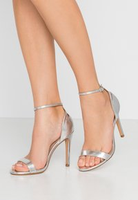 Anna Field - High heeled sandals - silver - 0