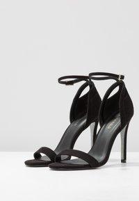 Anna Field - Sandaler med høye hæler - black - 4