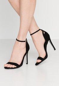 Anna Field - Sandaler med høye hæler - black - 0