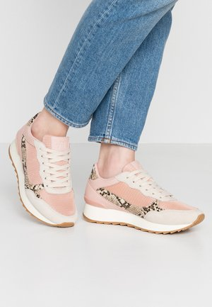 Sneakers - beige/rose