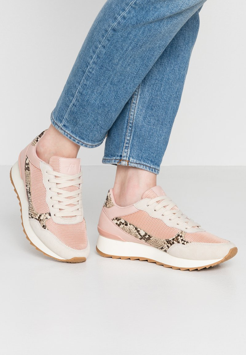 Anna Field - Trainers - beige/rose