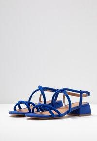 Anna Field - Sandaler - blue - 4