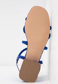 Anna Field - Sandaler - blue - 6