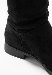 Anna Field - Vysoká obuv - black - 2