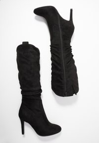 Anna Field - Botas de tacón - black - 3
