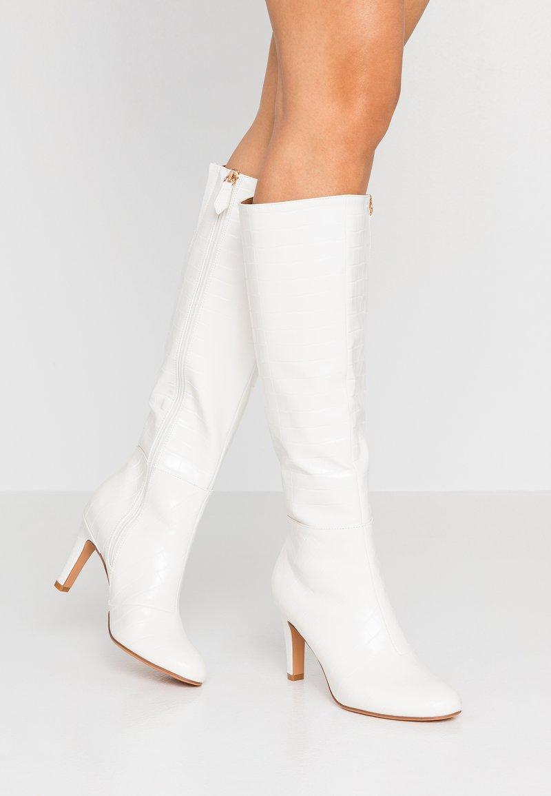 Anna Field - Boots - white