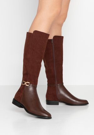 Høje støvler/ Støvler - brown