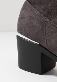 Anna Field - Høye støvler - grey - 2