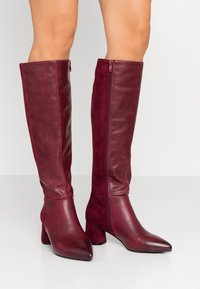 Anna Field - Boots - red - 0