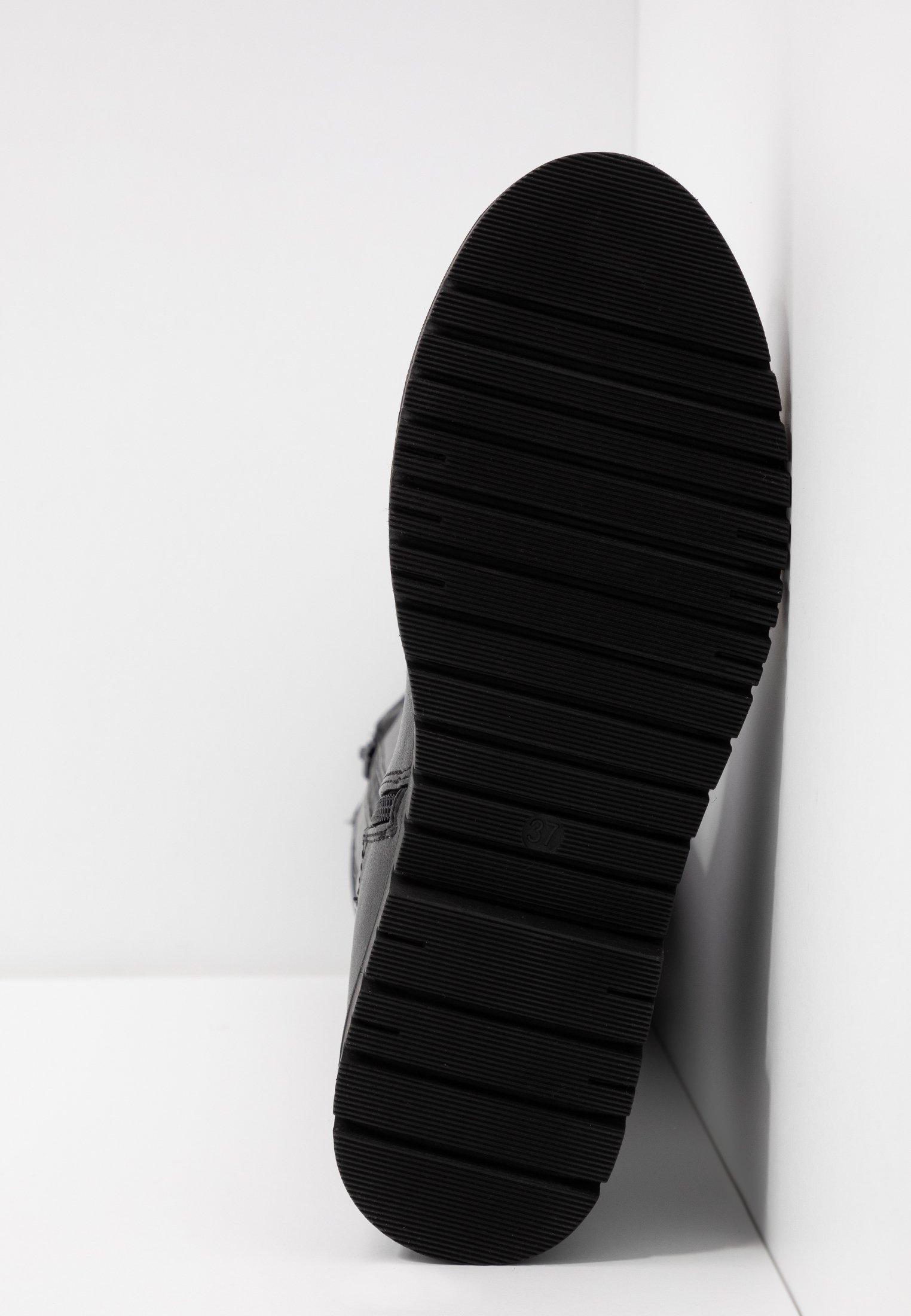 Anna Field Stiefel black