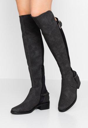 Høye støvler - grey