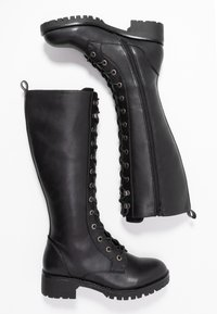 Anna Field - Lace-up boots - black - 3