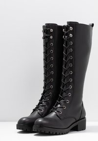 Anna Field - Lace-up boots - black - 4