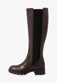 Anna Field - Vysoká obuv - brown - 1