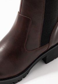 Anna Field - Vysoká obuv - brown - 2