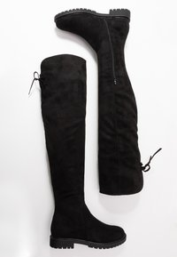 Anna Field - Stivali sopra il ginocchio - black - 3