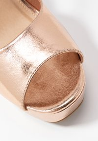 Anna Field - High heeled sandals - rose gold - 2